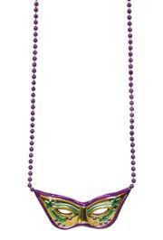 Cat Eye Mask Necklace