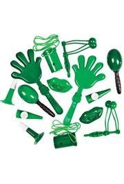 2in - 6in Assorted Plastic St. Patrick Noisemakers