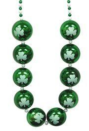Big Balls Necklace: Shamrock