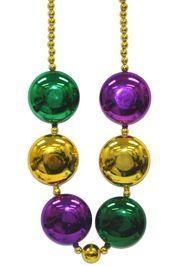 Jumbo Oval Disc Beads