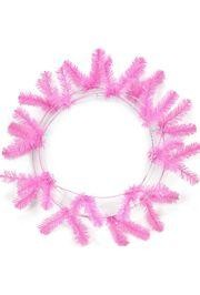 Baby Pink Elevated Work Wreath Form