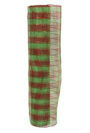 "Shop our selection of  Christmas Colored Deco Mesh Ribbon  for your Christmas wreaths, garlands, and floral designs.  We offer Green Mesh Ribbon, Red Mesh Ribbon, Silver Mesh Ribbon, Gold Mesh Ribbon, Christmas Stripe Mesh Ribbon, and many other colors and patterns.  Our Deco Mesh Ribbon comes in widths of 1.5"", 2.5"", 4"", 10"", and 21""."