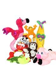 Assorted Style Stuffed/ Plush Toys