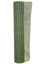 21in x 30ft Metallic Moss Green Oasis Mesh Ribbon/ Netting