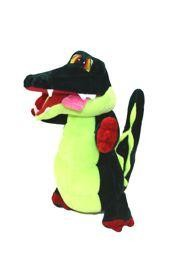 13in Tall Plush Alligator