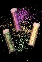 Purple/Green/Gold Glitter