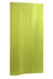 19in x 2.73Yards Yellow Crepe Wrapping Paper