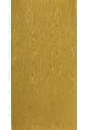 19in x 2.73Yards Gold Crepe Wrapping Paper