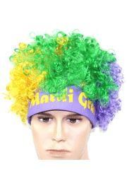 Mardi Gras Wig