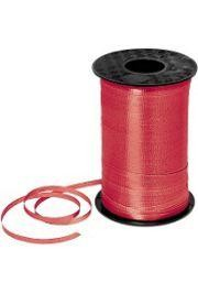 500yd 3/16in Wide Balloons Red Curling Ribbon