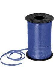 500yd 3/16in Wide Balloons Royal Blue Curling Ribbon