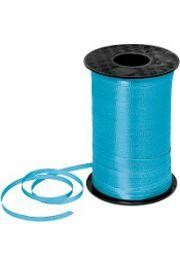 500yd 3/16in Wide Balloons Turquoise Curling Ribbon