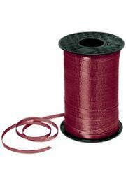 500yd 3/16in Wide Balloons Burgundy Curling Ribbon
