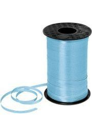 500yd 3/16in Wide Balloons Baby Blue Curling Ribbon
