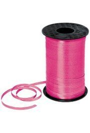500yd 3/16in Wide Balloons Fuchsia Curling Ribbon