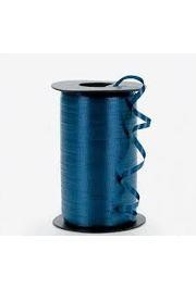 500yd 3/16in Wide Balloons Navy Blue Curling Ribbon
