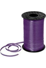500yd 3/16in Wide Balloons Purple Curling Ribbon