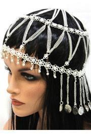 Cleopatra Head Piece