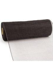10in Wide x 30ft Long Poly Mesh Roll: Plain Brown