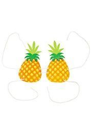 6in x 10in Pineapple Bra