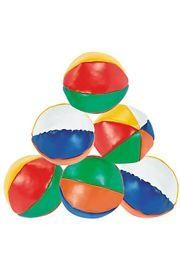 Vinyl Beach Ball Kick Balls