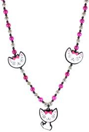 Pretty Kitty Cat Necklace