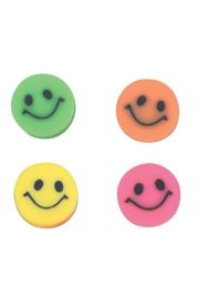 0.75in Mini Smile Eraser