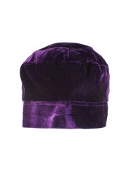 7in Tall x 8in Purple Crown Lining