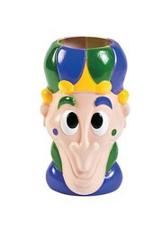 28 oz Molded Jester Plastic Cups