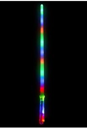 28in Light-up Sword with Transparent Handle