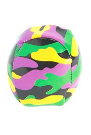 2in Vinyl Mardi Gras Kick Balls