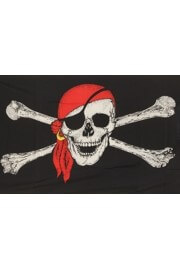 Pirate Flag also known as Jolly Roger
