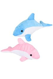 10in Plush Dolphin