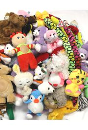 Assorted Style Stuffed Animal Plush Toys