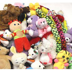 Assorted Style Stuffed Animal Plush Toys