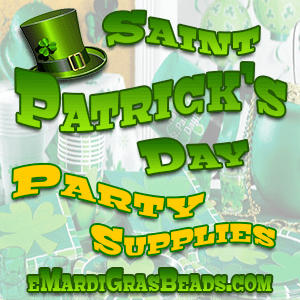 Saint Patrick's Day Supplies