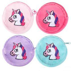 4in Unicorn Coin Purse