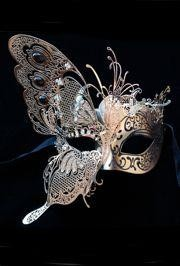 Venetian Masks  are traditional attributes of a masquerade party, themed wedding, or prom. Find your own Venetian Mask in our collection. A few select Venetian Mask include the White Wedding Mask, Venetian Eye Mask, Venetian Hand painted mask, and Venetian Masquerade Mask.